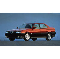 Alfa Romeo 164 Brake Kit