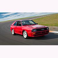 Audi Quattro Sport Brake Kit