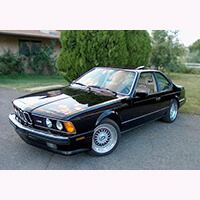 BMW E24 6-Series