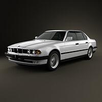 BMW E32 7-Series