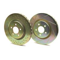 Brembo GT Front 1 Piece Discs