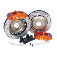 KSport Road Car Front Big brake Kits