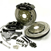 KSport Road Car Rear Big brake Kits