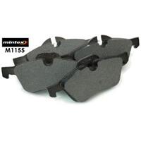 D2 Racing front brake kit replacement pads