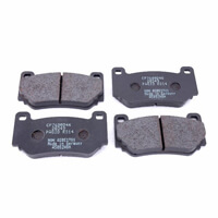 KSport Rear Brake Kit Replacement Pads