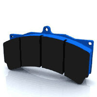 KSport Front Brake Kit Replacement Pads