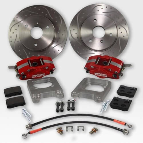 Smarts4You Rear Big Brake Kits