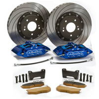 Tarox 284/285mm 6 pot compact conversion kits